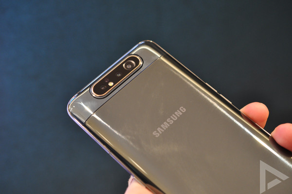 Samsung Galaxy A80 preview