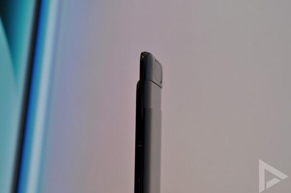 Samsung Galaxy A80 slider