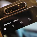 Samsung Galaxy A80 met roterende camera: preview en eerste indruk