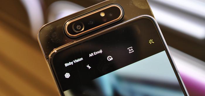 Samsung Galaxy A80 header