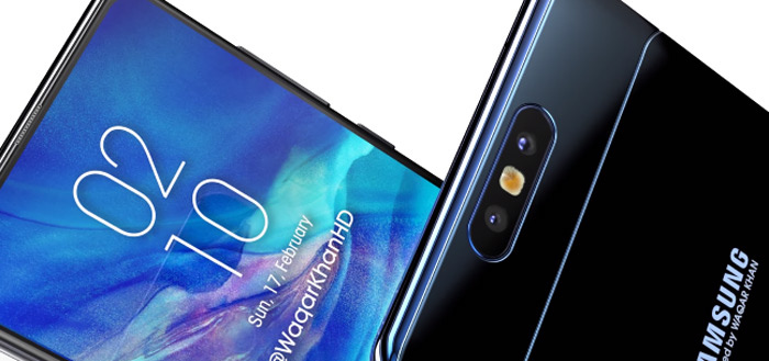 'Samsung Galaxy A90 krijgt uitschuifbare pop-up camera' (foto's en video)
