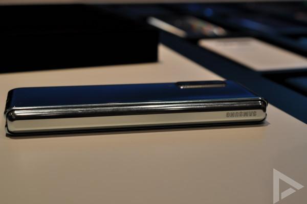 Samsung Galaxy Fold dicht