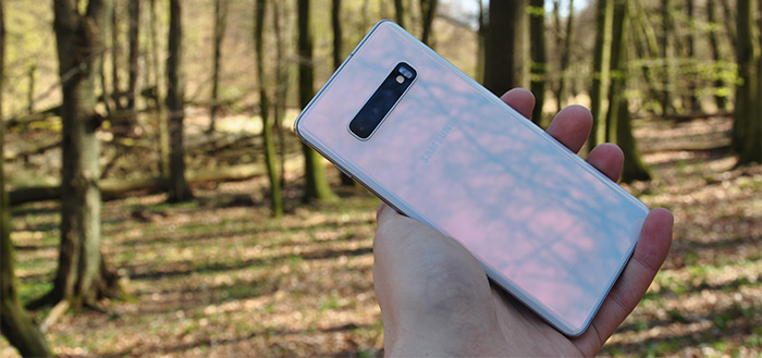 Samsung Galaxy S10-serie krijgt april-patch met nachtmodus camera