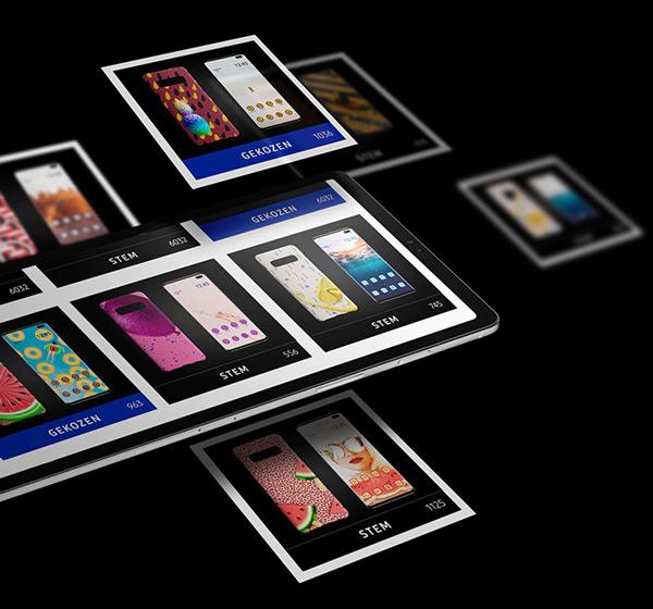 Samsung MyGalaxy cover