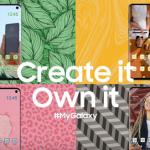 Samsung lanceert ontwerptool 'MyGalaxy': je eigen ontworpen cover
