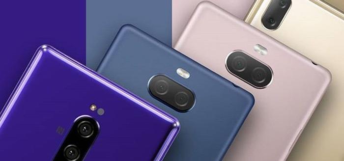 Sony heeft in vierde kwartaal 2019 veel meer smartphones verkocht
