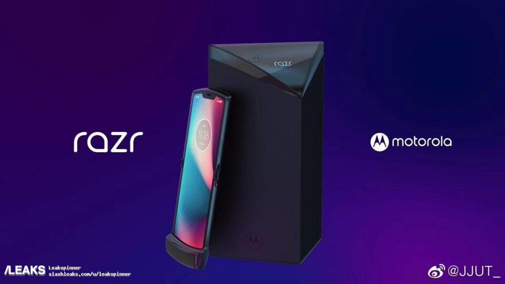 Vouwbare Motorola RAZR (2019)