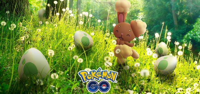 Pokémon Go paasevenement laat trainers zoeken naar eieren