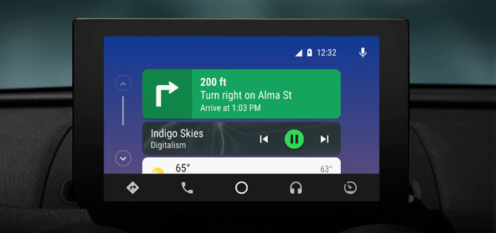 Google presenteert compleet redesign voor Android Auto
