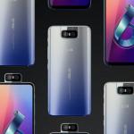 Asus ZenFone 6 aangekondigd: met flip-camera en 5000 mAh accu