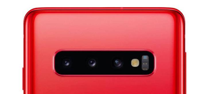 Samsung brengt Galaxy S10 en S10+ uit in het rood
