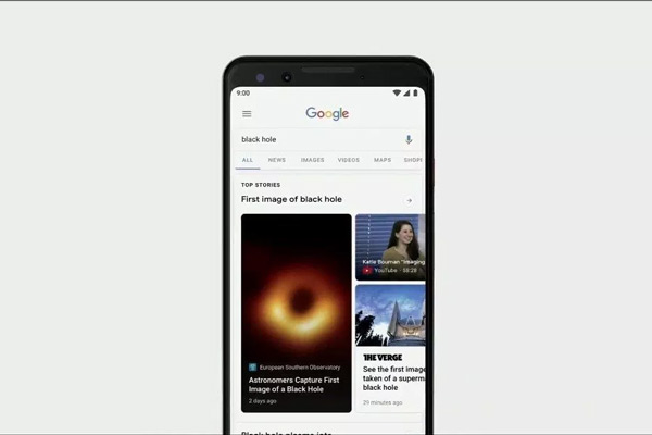 Google nieuws