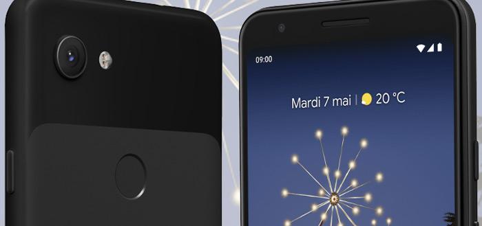 Google presenteert meer betaalbare Pixel 3a en 3a XL