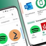 Google Play Store: app krijgt compleet nieuw Material theme (screenshots)