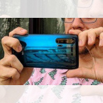 Honor 20 Pro lekt uit in eerste hands-on; Honor 20 in persfoto's