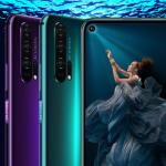Honor 20 Pro eerste slachtoffer sancties Huawei