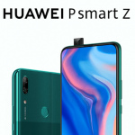 Huawei P Smart Z header