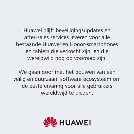 Huawei statement