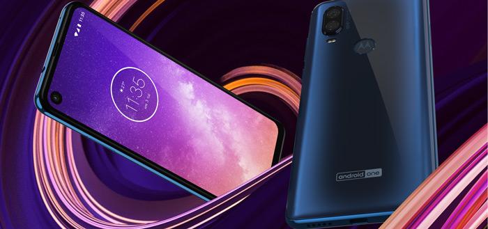 Motorola presenteert nieuwe Motorola One Vision, ook voor Nederland