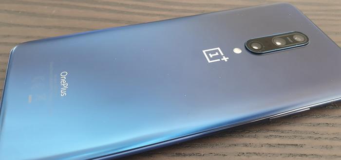OnePlus 8 Pro te zien op schetsen: punch-hole en meer interessants