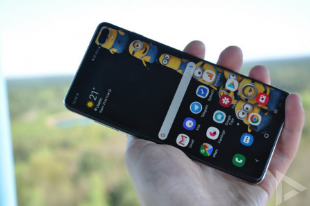 Samsung Galaxy S10 tips
