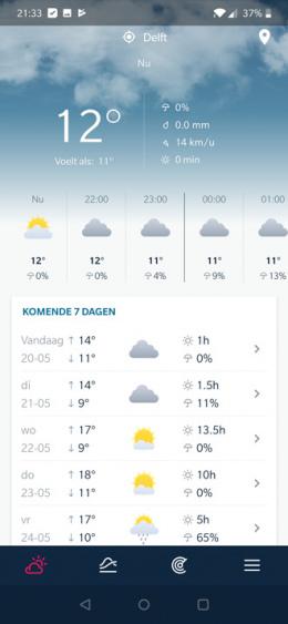 WeatherPro 5.0