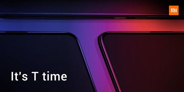 Xiaomi Mi 9T teaser