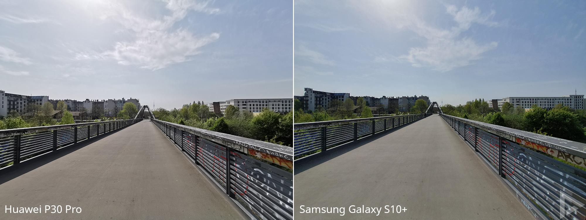 Fotovergelijking Huawei P30 Pro - Samsung Galaxy S10 3