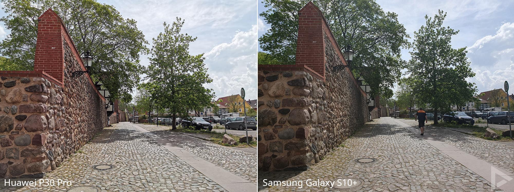 Fotovergelijking Huawei P30 Pro - Samsung Galaxy S10 9