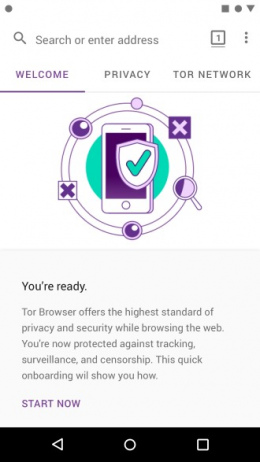 Tor Browser 8.5