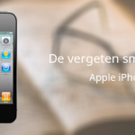 De vergeten smartphone: Apple iPhone 4