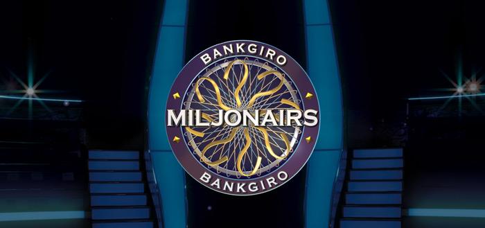 BankGiro Miljonairs app: speel thuis mee voor een miljoen