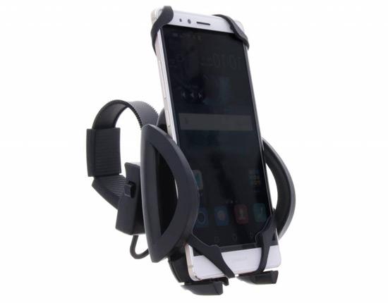 Fietshouder smartphone