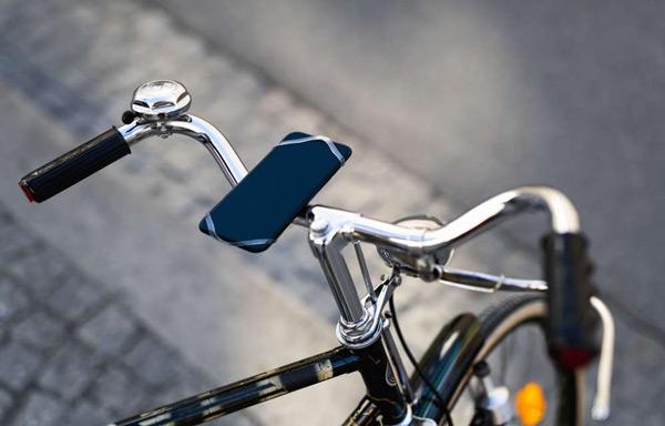 Finn fietshouder