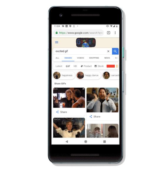Google Afbeeldingen GIF