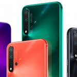 Huawei presenteert nieuwe Nova 5 smartphones en Kirin 810 processor