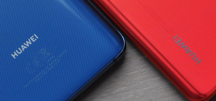 Foxconn pauzeert de productie van Huawei-smartphones