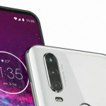 Motorola One Action header