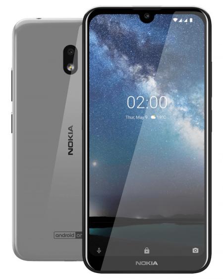 Nokia 2.2 grijs