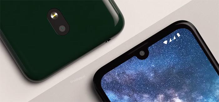 Nokia 2.2 aangekondigd met Android One: komt naar Nederland