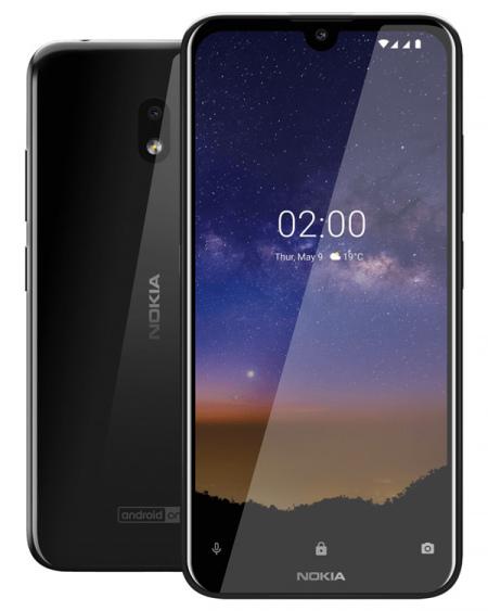 Nokia 2.2 zwart