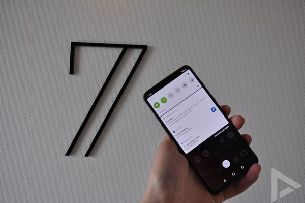 OnePlus 7 notificaties