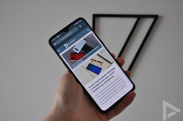 OnePlus 7 internet