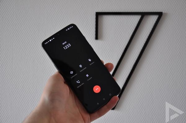 OnePlus 7 bellen