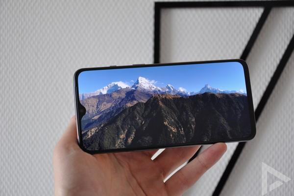 OnePlus 7 scherm