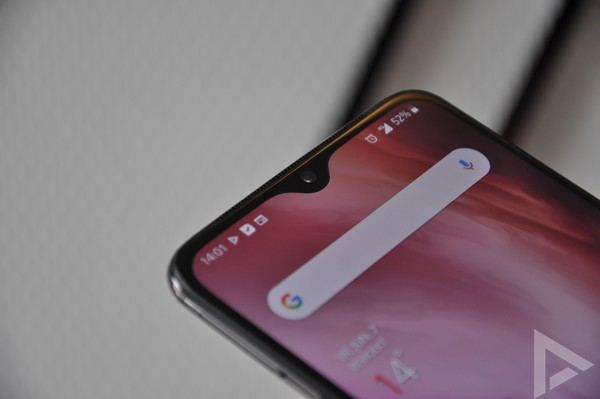 OnePlus 7 notch