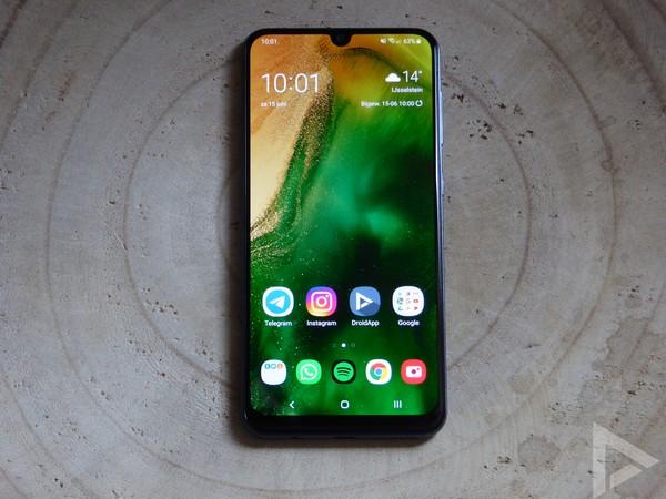 Samsung Galaxy A50 ervaringen