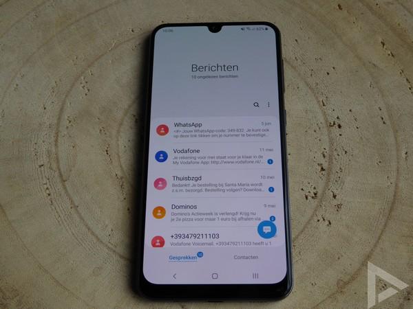 Samsung Galaxy A50 berichten