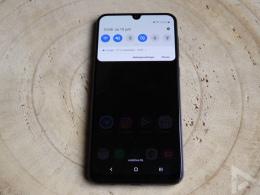 Samsung Galaxy A50 notificaties