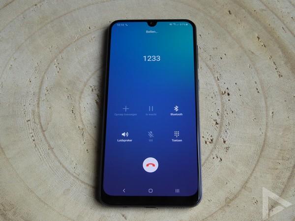 Samsung Galaxy A50 bellen